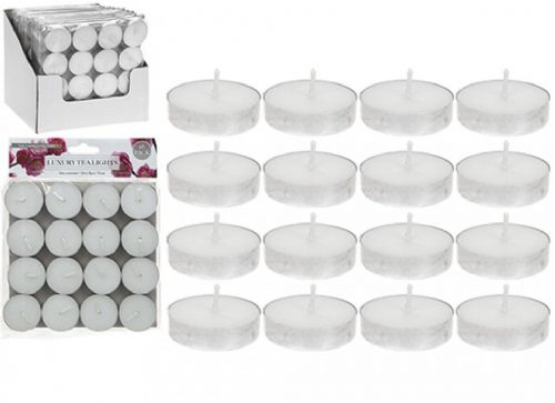 16 Pk Tea Light Candles gift